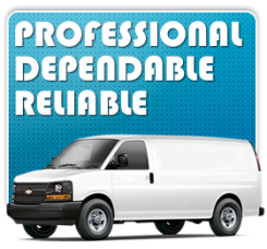 Professional Dependable Reliable Service in 2087